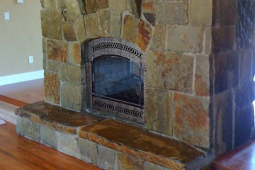 Hearth Design and Remodel