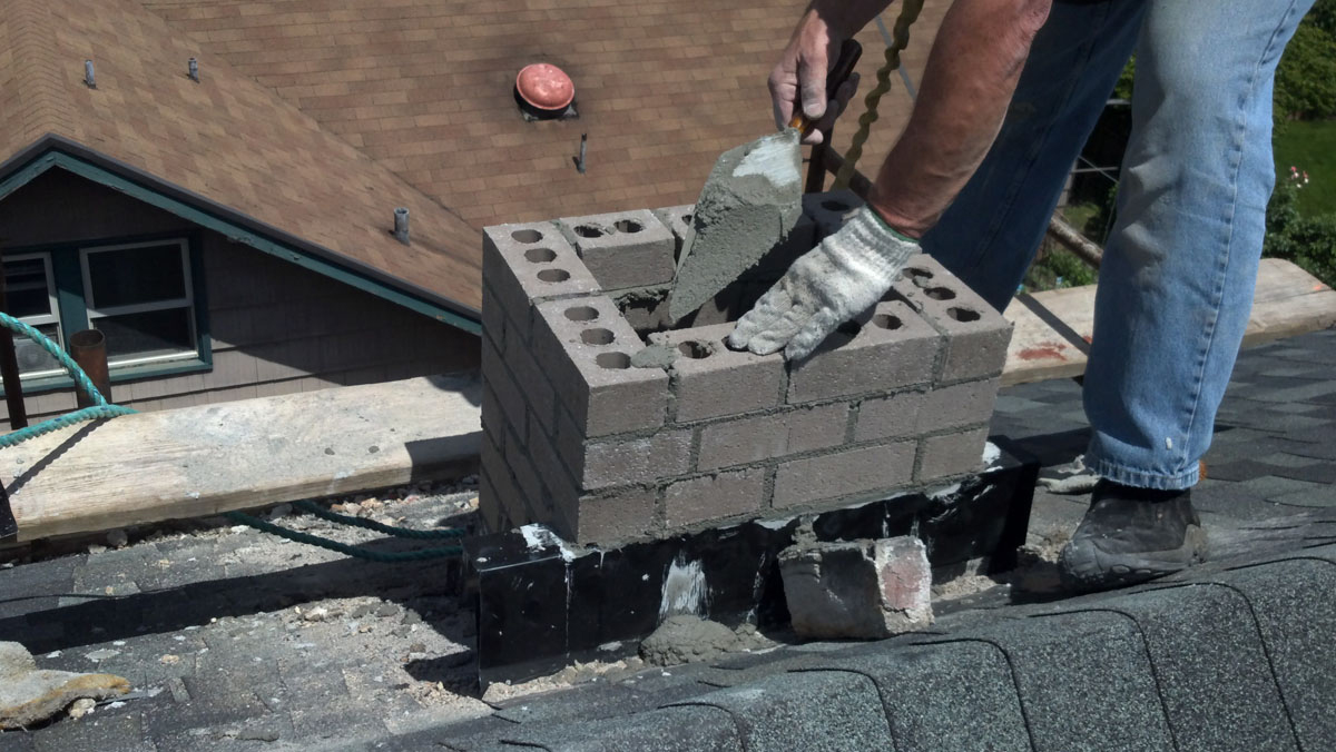 Chimney Repair Portland Fireplace And Chimney