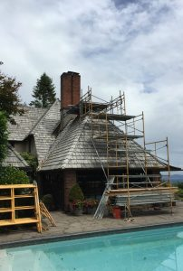 Chimney repair portland chimney cap chimney