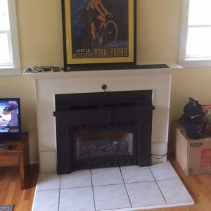 Fireplace repair, chimney repair