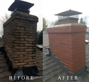 Sherwood Rebuild Portland Fireplace And Chimney