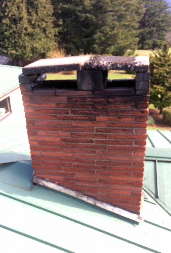 chimney repair chimney rebuild