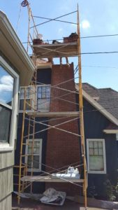 Portland chimney repair portland tuckpointing portland fireplace