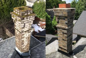 chimney repair, chimney flashing, chimney cap