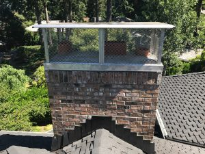 Chimney cap, chimney sweep, chimney repair, chimney rebuild