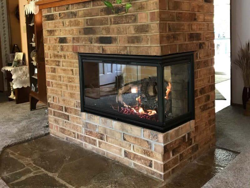 Vancouver Washington Fireplace Remodel Portland
