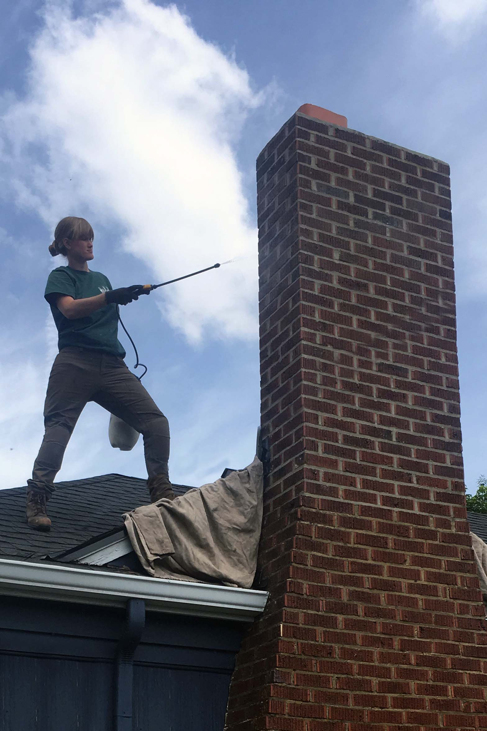 Chimney cap waterseal portland oregon chimney sweep