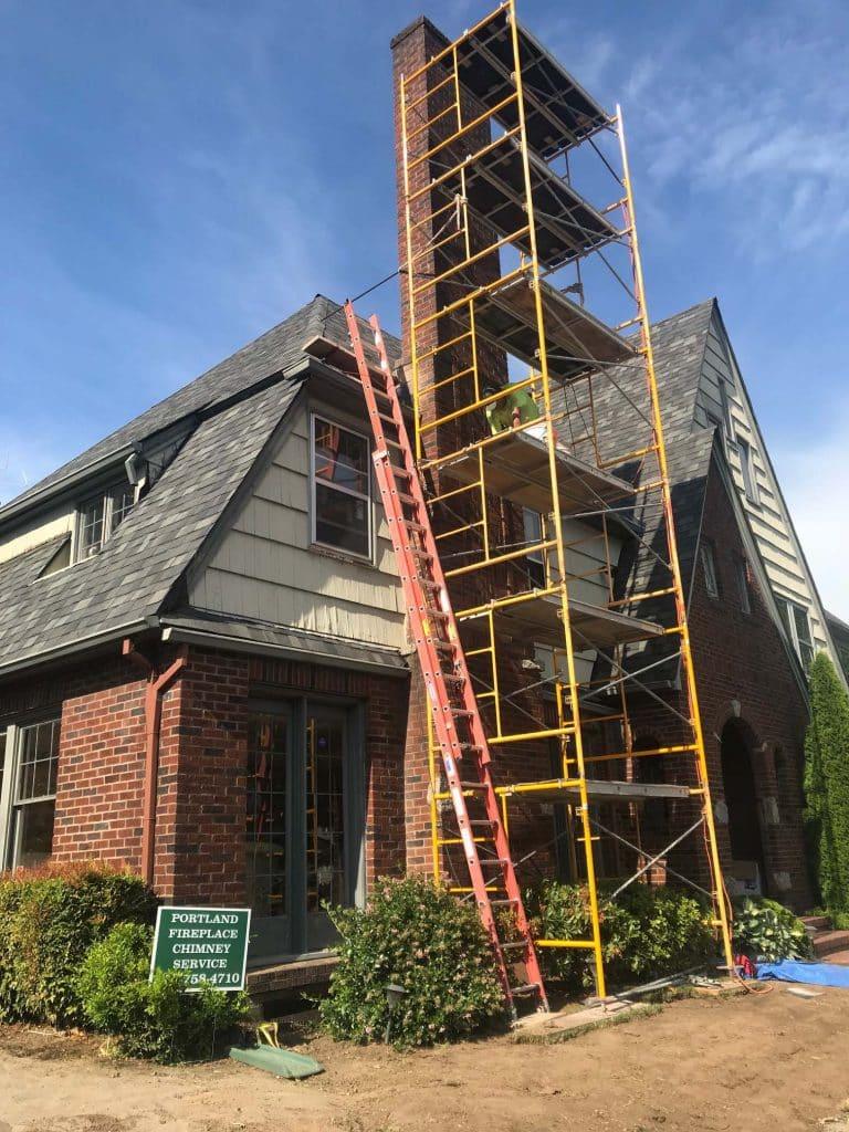 Portland Chimney Repair Chimney Cap