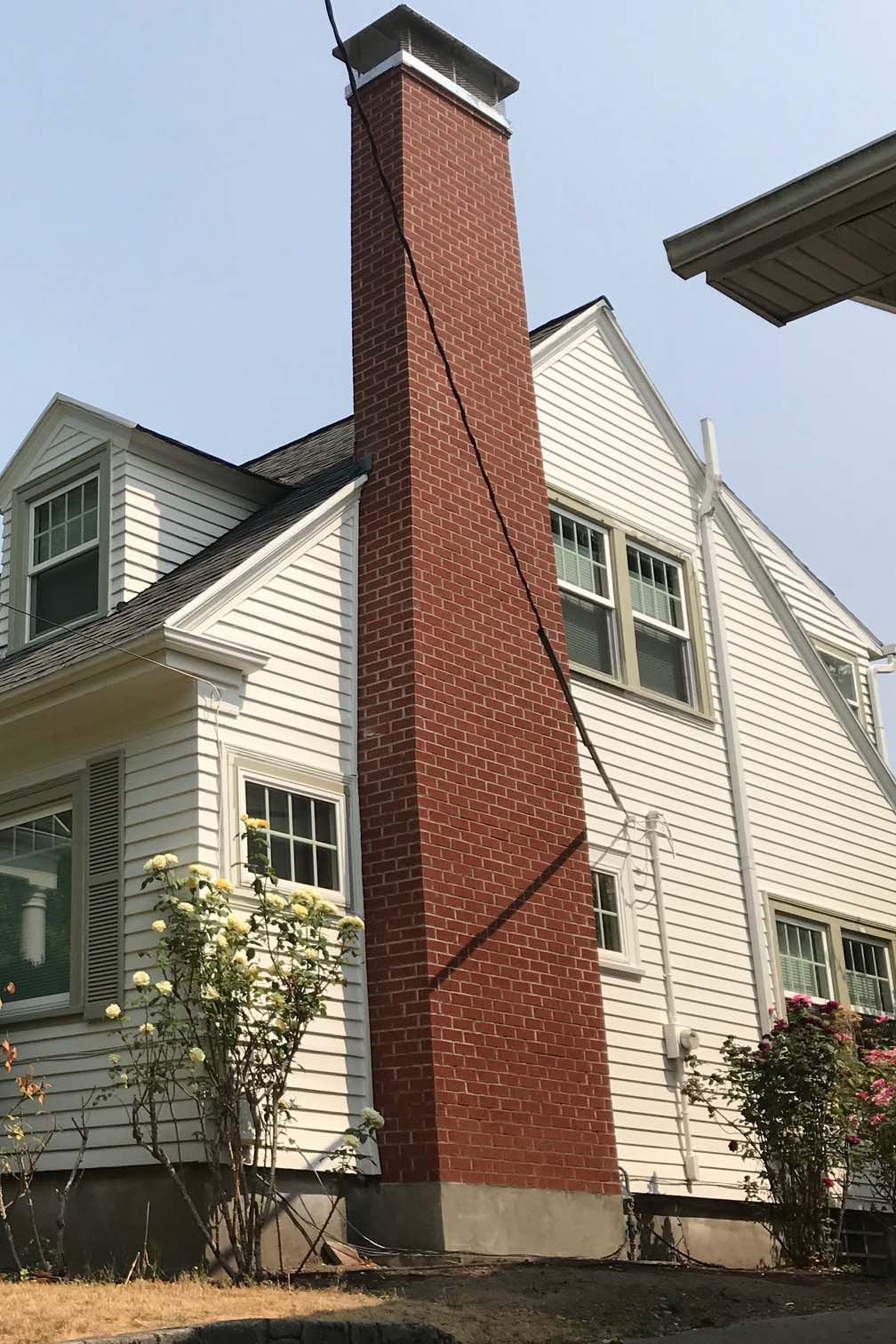 Portland Chimney Sweep Chimney Rebuild Chimney Cap Chimney Repair Tuck Point